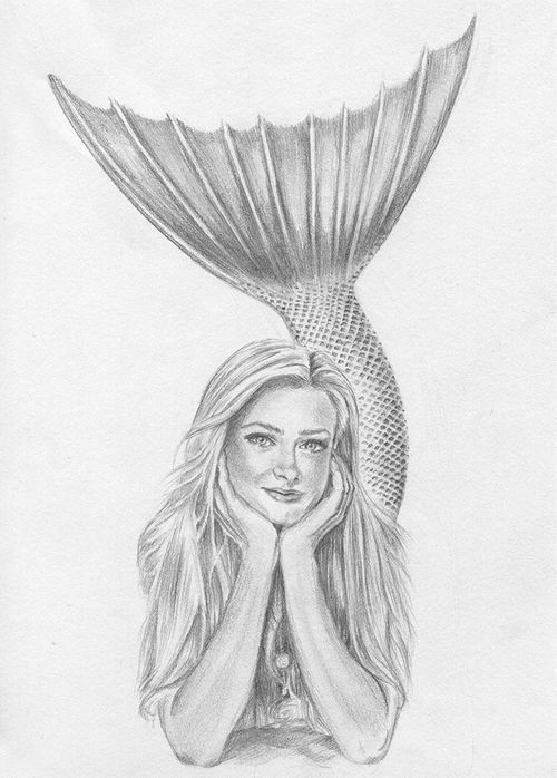 Mako Mermaids Coloring Pages - Coloring Home | 698x500