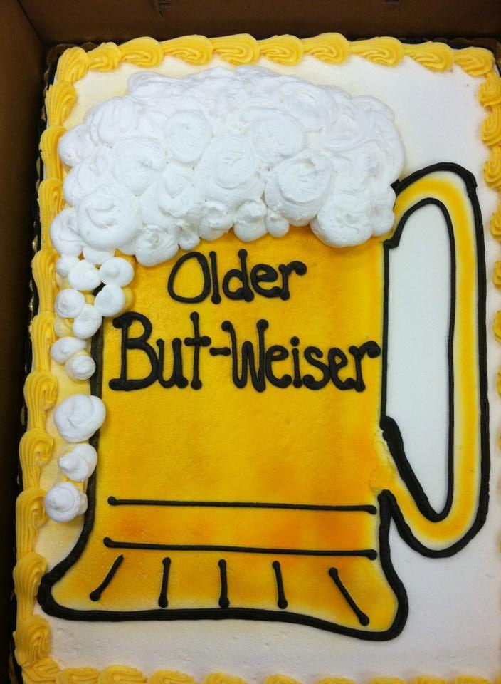 Beer Mug Cake For A 50th Birthday I Made My Cakes