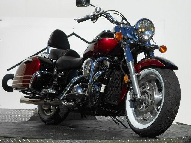 2002 Kawasaki Vulcan 1500 Nomad Used Motorcycles NJ
