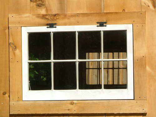 3x2 Wood Barn Sash Window Jamaica Cottage Shop Inc