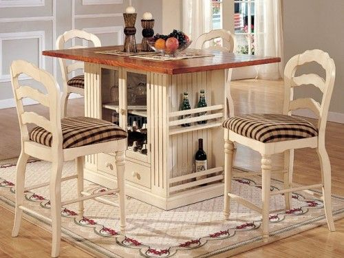 Small Kitchen Island With Seating And Storage For The