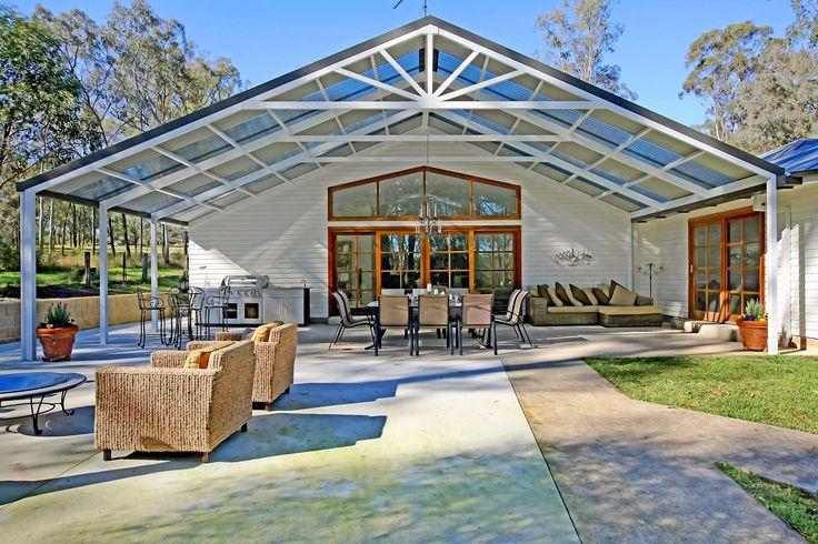 Large Gable Pergolas Carports, patios, pergolas, awnings