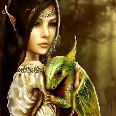 What Is Your Elvish Name Beautiful Pets And Baby Dragon