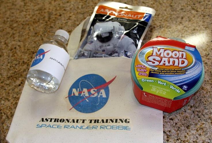 NASA Themed party! astronaut nasa space party
