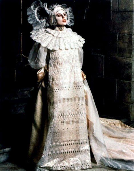 Dracula Wedding/Burial dress: