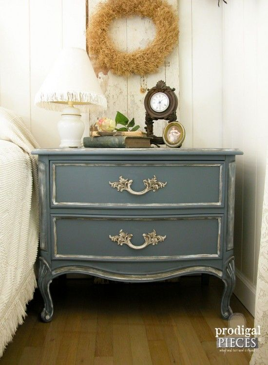French Country Blue My Craigslist Score
