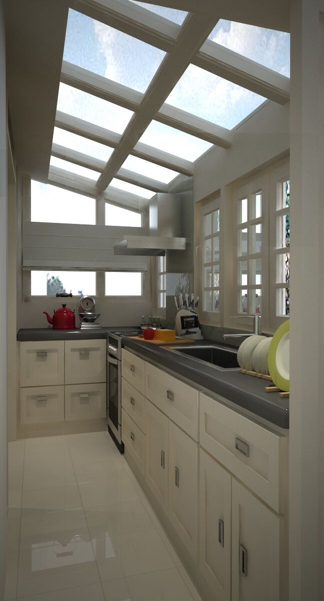 Extended Wet Kitchen Projects To Try Pinterest