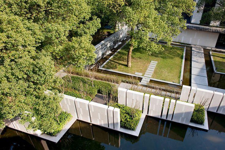 Landscape designed by Z+T Studio Landscape Architecture