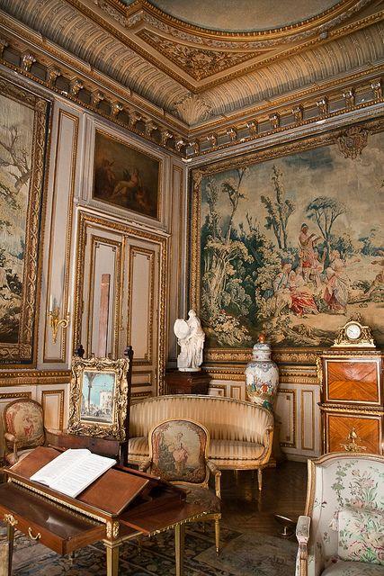 Musée Jacquemart-André, Paris. A beautiful small museum in a former private mansion (hôtel particulier)