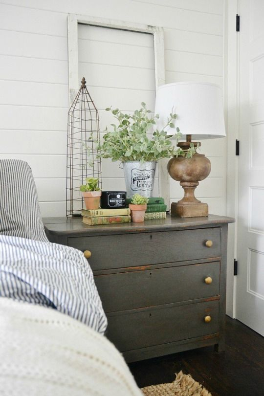 17 Best Ideas About Modern Farmhouse Bedroom On Pinterest