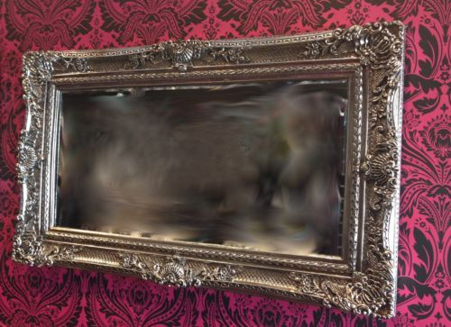 NEW Large Ornat Gilt Antique Beveled Edge French Style
