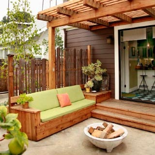 Want to do something like this on my deck!