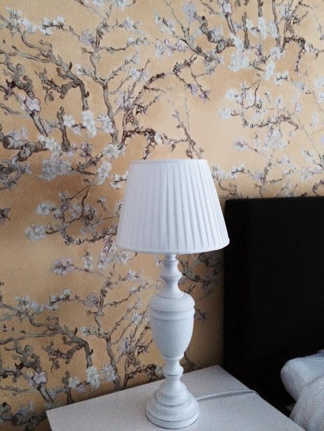 Behang Amandelbloesem Wallpaper Almond Blossom Collection Van Gogh BN Wallcoverings