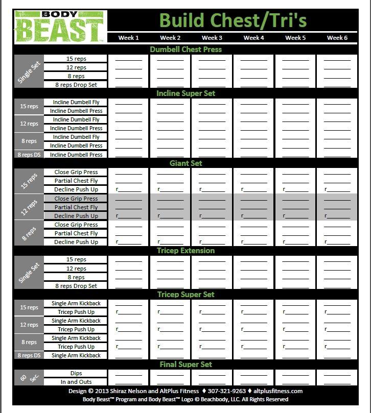 p90x workout schedules click