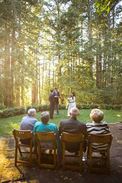 private wedding ceremony ideas | deweddingjpg.com