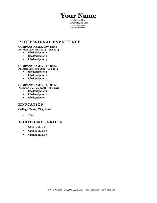 Resume Reference List Format resume reference page setup job – Reference Templates