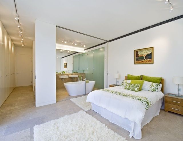 Open Bathroom Concept for Master Bedroom | Smooth Decorator