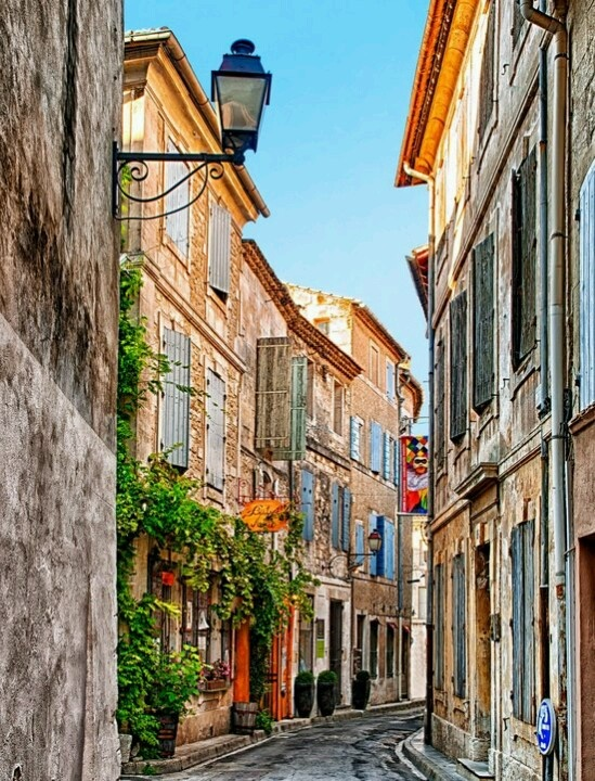 Saint Remy Provence France The French Lady Pinterest