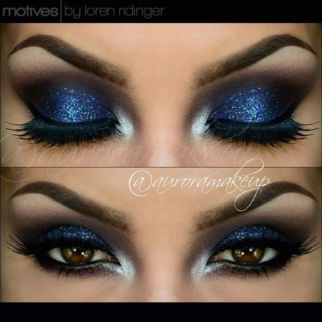 Products @motivescosmetics by @Loren Ridinger -Eye Shadow Base -Khol eyeliner in ONYX as dark base on mobile eyelid & waterline