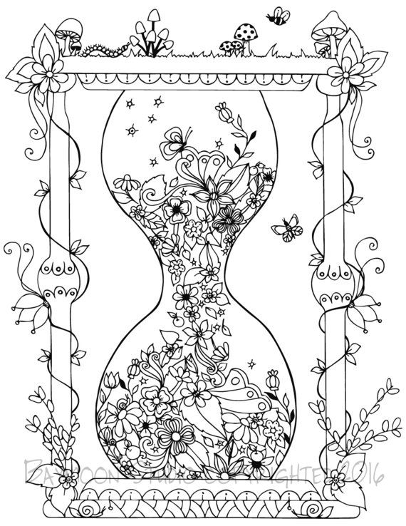 1000 ideas about printable adult coloring pages on pinterest