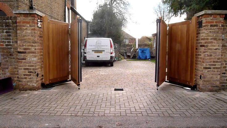 Bi Folding Gate Driveway Gate Pinterest Tri Fold 1 And Search