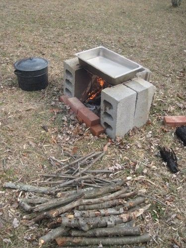 Fire Pit Sets Fire Pits And Syrup On Pinterest