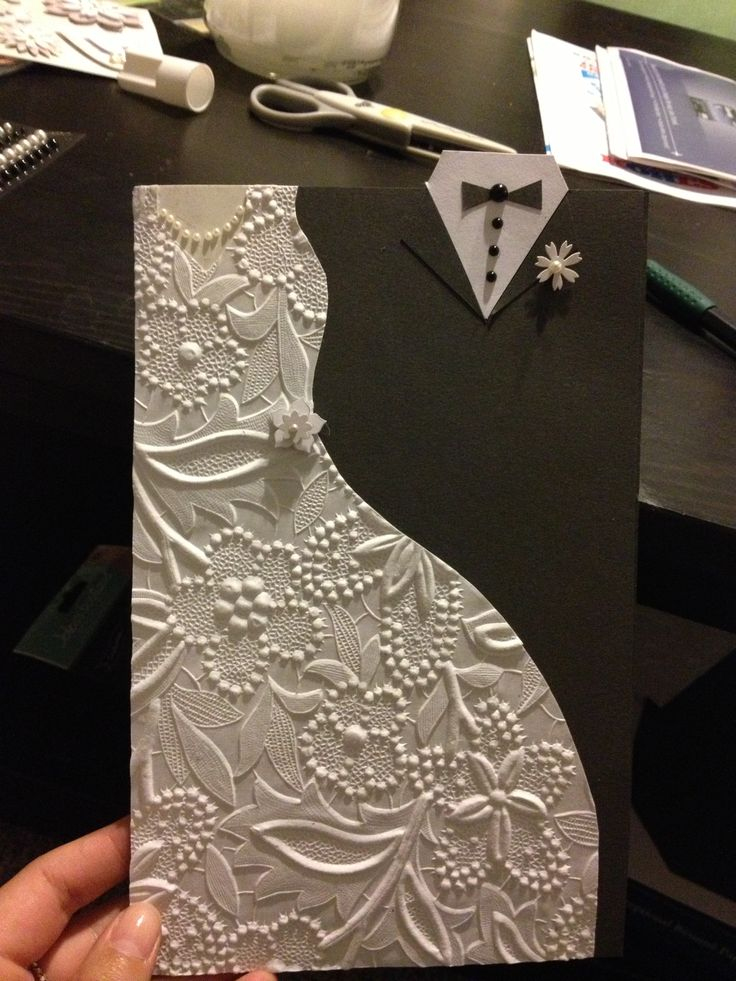 Wedding card crafts diy cards .my cards. Pinterest