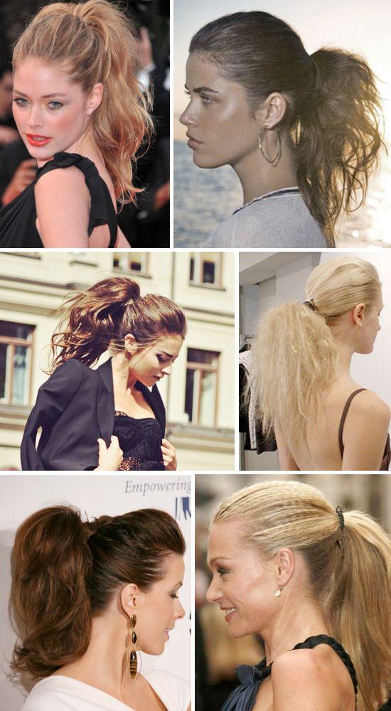 Best 25 Big ponytail  ideas  on Pinterest Voluminous