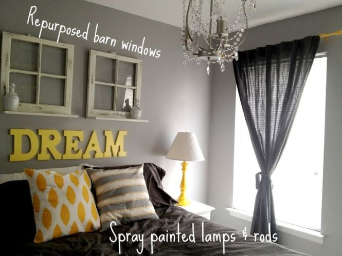 25 Best Ideas About Yellow And Grey Curtains On Pinterest Mustard Decor Turquoise Chevron Bedding