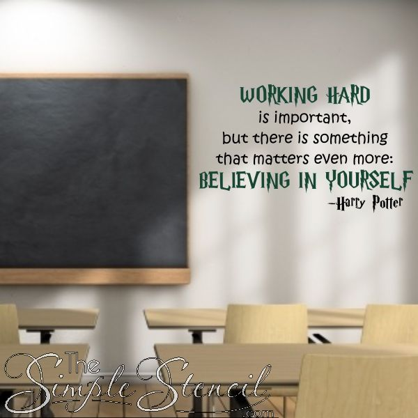 And Believe Sayings School Quotes