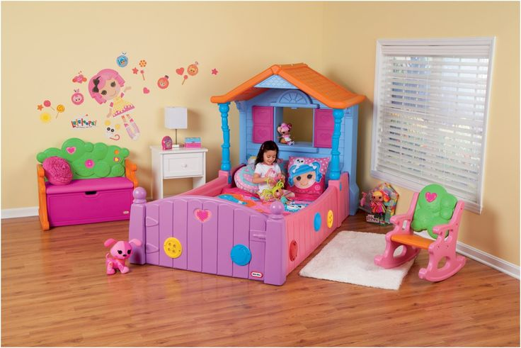 Little Tikes Lalaloopsy Twin Bed Kid The Ojays And