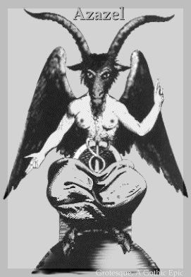 The Goat Demon Azazel is mentioned by name in the Book of Enoch The Book of Enoch is here; https://www.youtube.com/watch?v=RfLTlHOOndo:
