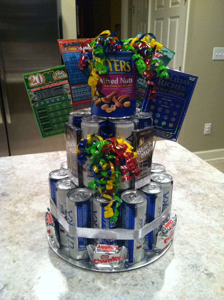 Ideas for my dad's 50th bday...would have to swap the beer