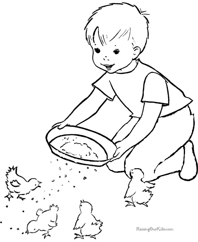 1000 ideas about farm coloring pages on pinterest colouring