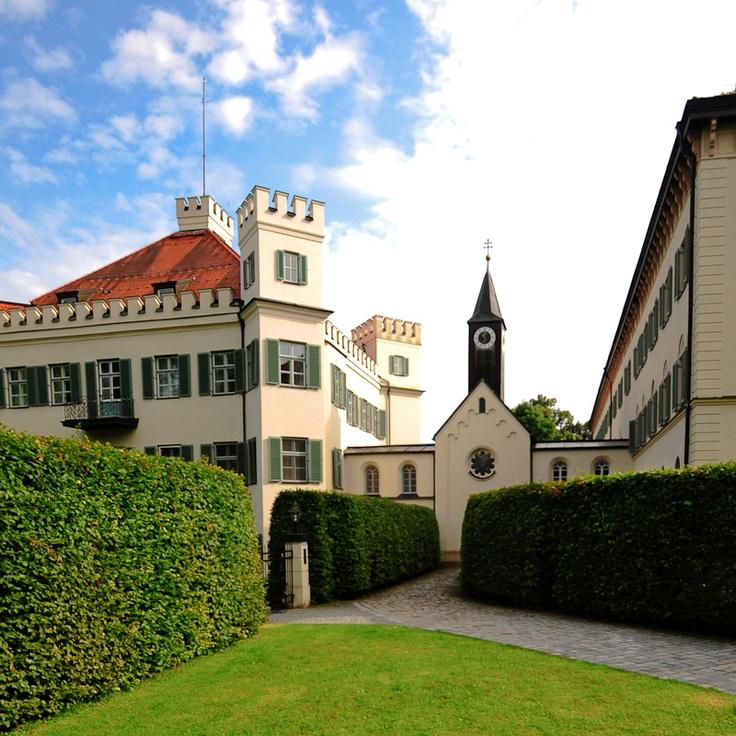 Schloss Possenhofen hier verbrachte Sisi als junges
