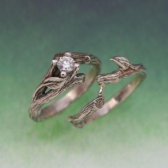 ACADIA WEDDING RING