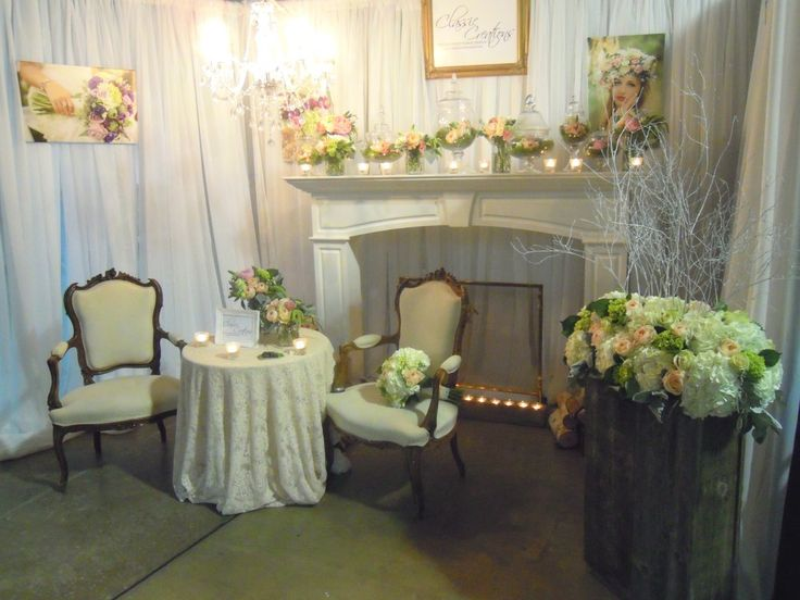 17 Best Ideas About Bridal Show Booths On Pinterest