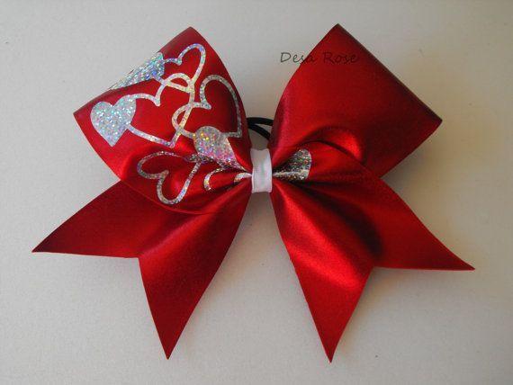 Valentine Cheer Bows Stole My Heart Valentine S Day