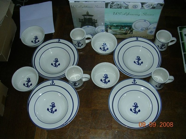 Best 25 Nautical Dishes Ideas Only On Pinterest Dining