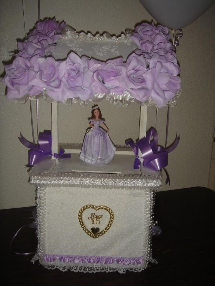 17 Best Images About Quince Wishing Wells On Pinterest Quinceanera Decorations Wedding And Decor