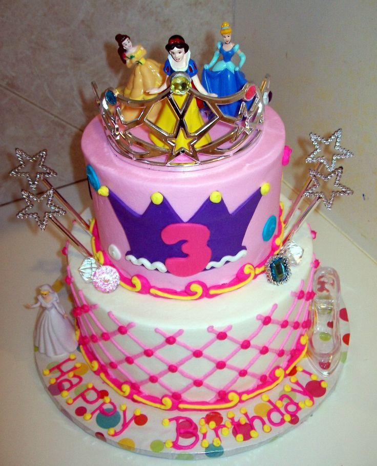 disney princesses birthday cake Google Search Birthday