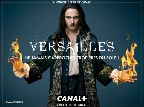 Image result for Versailles tv series facebook cover