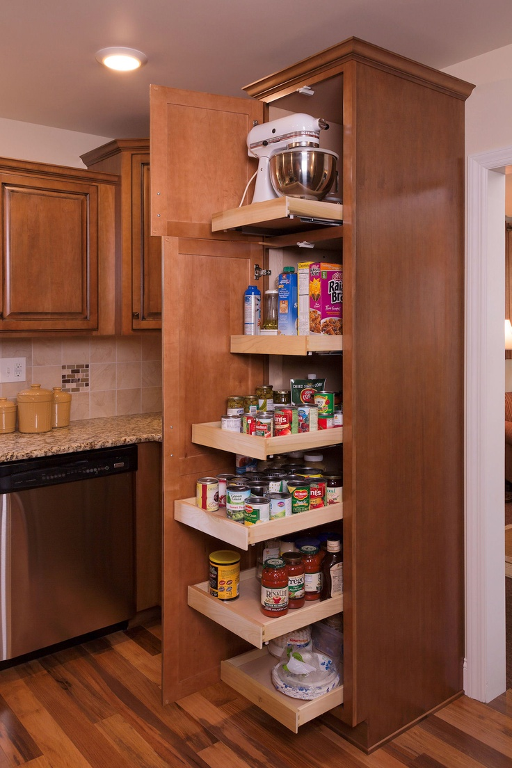 FullExtension, RollOut Pantry Shelves Upgrades