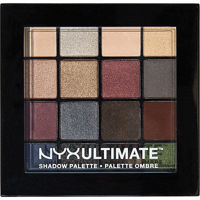 Image result for NYX PROFESSIONAL MAKEUP Ultimate shadow palette - Smokey