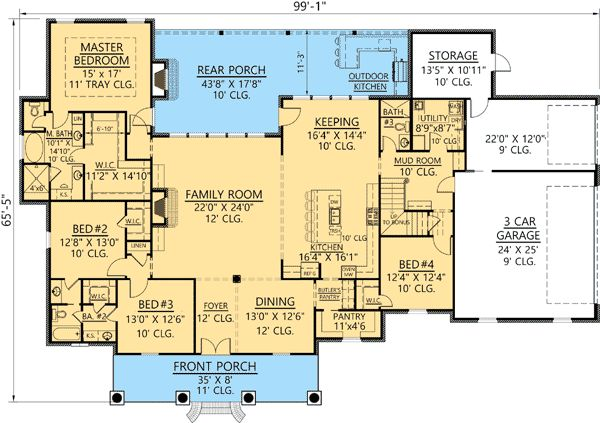 Acadian Homes, Acadian House Plans And French Country On