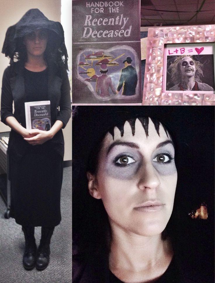 lydia deetz costume my inner goth costumes