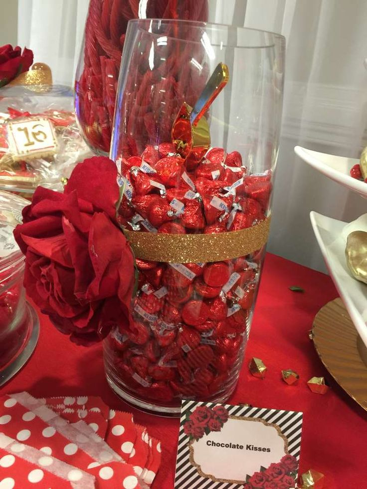 Best Red Party Ideas On Pinterest