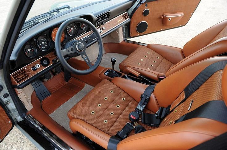 Singer 911 Leather Interior Interesting Andor Unusual
