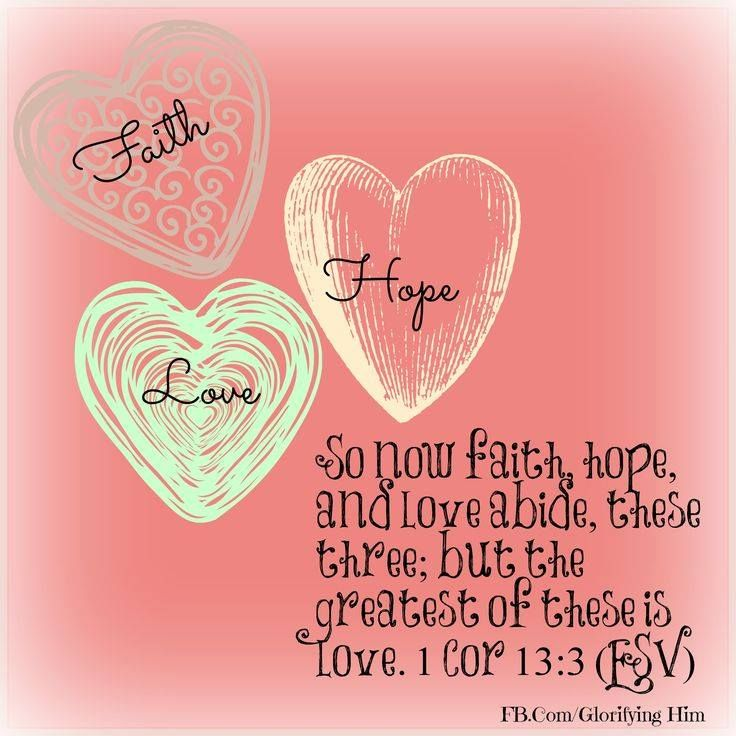 254 Best Faith Hope And Love Images On Pinterest