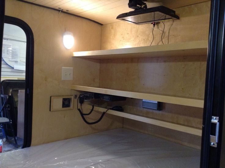 Design Your Teardrop Interior With What You Need This